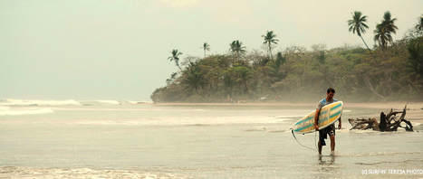 Tranquillity and fitness with Surf and Yoga Costa Rica | jamesuoo links | Scoop.it
