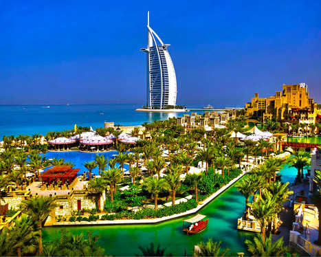 Dubai's Palm Islands – The Man Made Island   Top Holiday Destinations in the World   Scoop.it