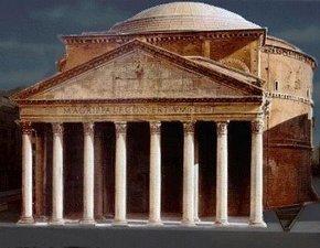 Adriano y El Panteón de Roma | LVDVS CHIRONIS 3.0 | Scoop.it