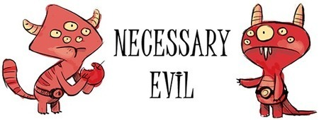 Necessary Evil - A free, critical and experimental video game! | Narrative in Game 1 | Scoop.it