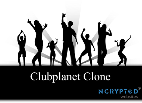 ClubPlanet Clone on Etceter | ClubPlanet Clone | Scoop.it