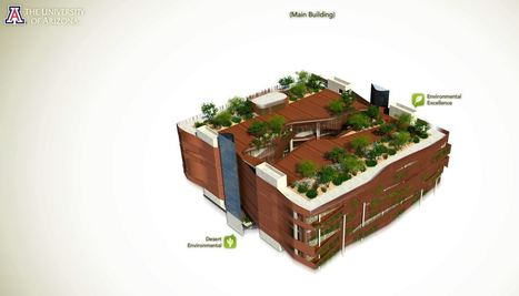 A look at the new UA green building ENR2 | KOLD (TV-Channel 13 Tucson) | CALS in the News | Scoop.it