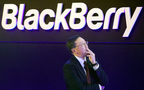 Samsung may buyout BlackBerry for $7.5 billion : News, News - India Today | High-Tech Techniques for Education | Scoop.it