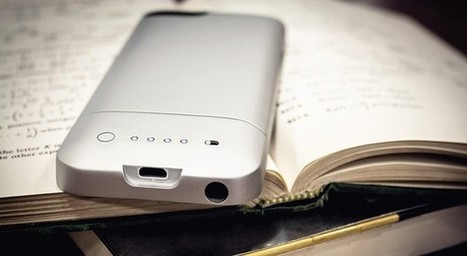 Mophie ships Juice Pack Helium, gives iPhone 5 a 6-hour shot in the arm | Winning The Internet | Scoop.it