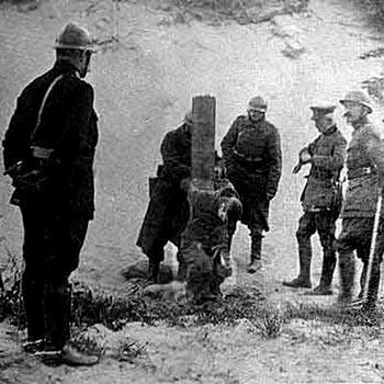 Henri Bourgund, fusillé pour l'exemple sur ordre de Pétain | Histoire pénitentiaire et Justice militaire | GenealoNet | Scoop.it