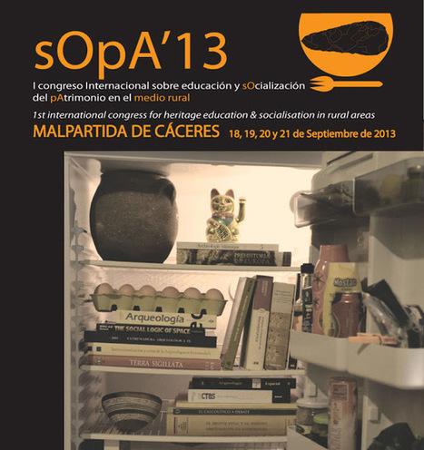 SOPA'13 | Cursos, congresos, seminarios, excavaciones.... | Scoop.it
