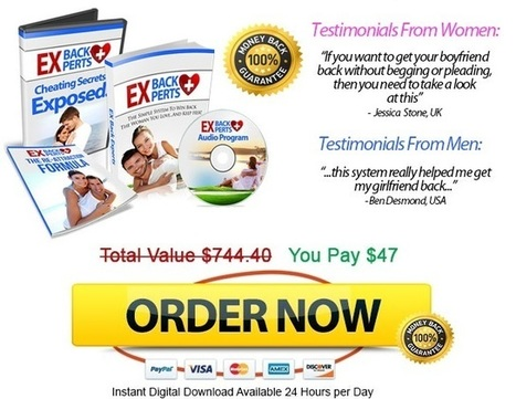 Ex Back Experts Review - How To Get Your Ex Back | User Reviews | honestreviewcenter | Scoop.it