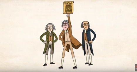 Free Technology for Teachers: A TED-Ed Lesson on the Bill of Rights | Educational Technology Applications | Scoop.it
