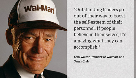 The Art of Leadership: What it Takes to Lead | Sam Walton | Inspirations for Life | Scoop.it