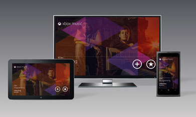 Microsoft makes Xbox Music streaming available all over the web | Best Web Apps | Scoop.it