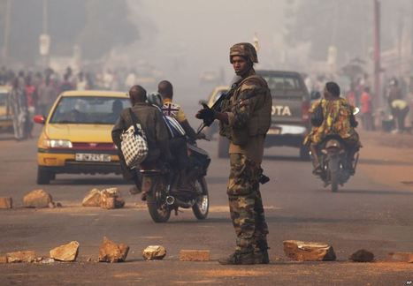 French Military Operations in Africa Unpopular at Home - Voice of America | NGOs in Human Rights, Peace and Development | Scoop.it