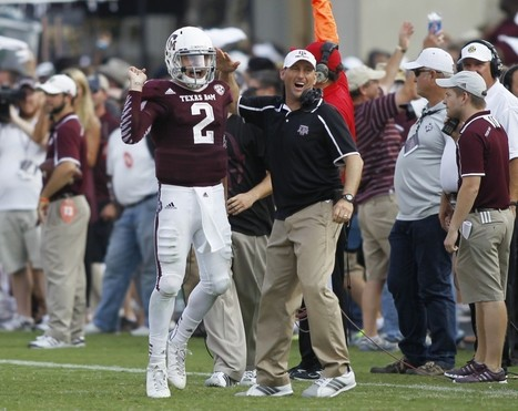 Alabama-Texas A&M, Johnny Manziel and other notes from college football ... - Washington Post | Football | Scoop.it