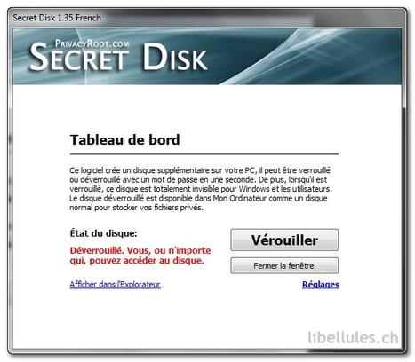 Secret Disk - Le blog de libellules.ch | Time to Learn | Scoop.it