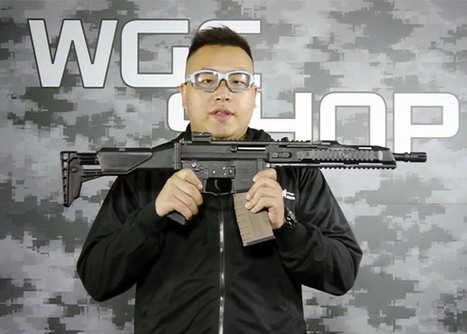 Ghk g5 Carbine Kit Wgc Shop g5 Carbine Kit