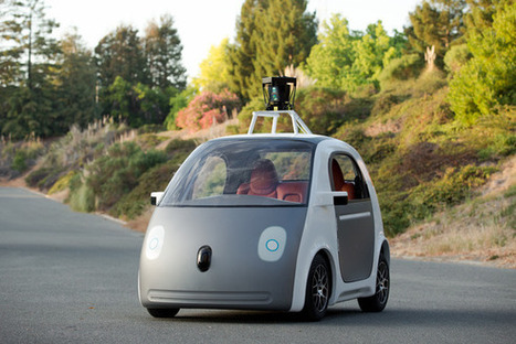 No steering wheel. No pedals. Google gets serious about self-driving cars | Personal Stuff | Scoop.it
