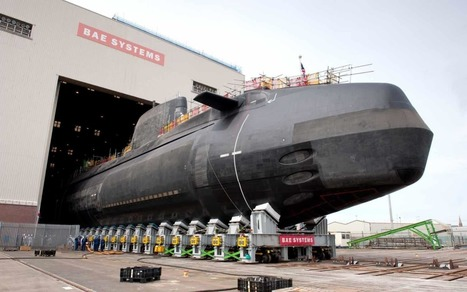 Fallon says £41bn new nuclear submarine programme 'cannot be late' | CBRN | Scoop.it