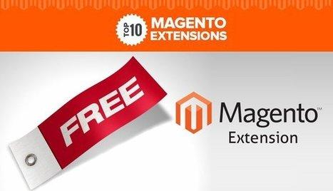 10 Essential Free Magento Extensions for Your eCommerce Store   Wordpress, Magento & Joomla Plugins Download   Scoop.it