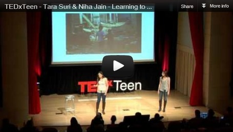 Top 5 TEDxTeen Talks | 21st Century Information Fluency | Scoop.it