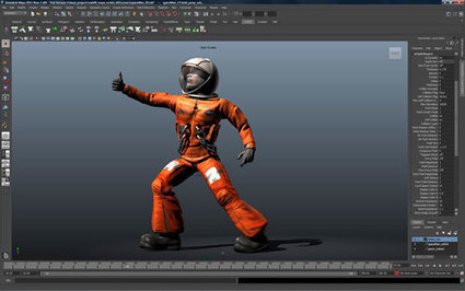 ¿Quieres aprender a modelar en 3D? 4 programas gratis para iniciarse - Educación 3.0 | Elearnig - WEB 2.0 - TIC | Scoop.it