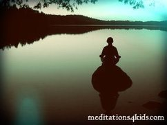 Experience the other World with Self-empowering Children's Meditation!   Children's Meditation   Scoop.it