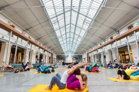 LIONEL COUDRON – LE YOGA APPLIQUÉ À LA SANTÉ | Yoga, santé et sport | Scoop.it