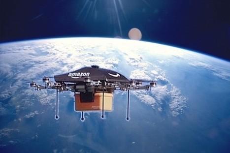 Les Inrocks - Livraison par drone: quatre obstacles de taille   Drone et prises de vues aériennes   Scoop.it