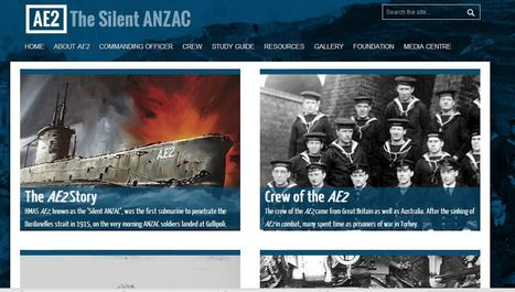 AE2: The Silent ANZAC | History and Geography in the 21st Century Classroom | Scoop.it
