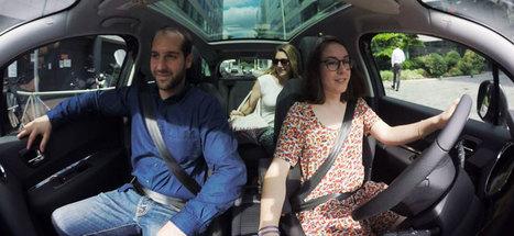 Gagne ta GoPro Hero en découvrant la vidéo à 360° d'Allianz consacrée à la prévention routière | Prévention des risques routiers | Scoop.it