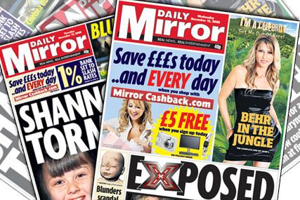Le «Daily Mirror» condamné à une amende record pour des écoutes téléphoniques | DocPresseESJ | Scoop.it