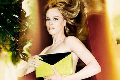 Watch: Nicole Kidman goes topless for Jimmy Choo - CelebrityFIX | Sex Marketing | Scoop.it