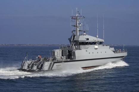 La Marine sénégalaise va prendre livraison de son patrouilleur hauturier Kedougou achevé par Raidco | Newsletter navale | Scoop.it
