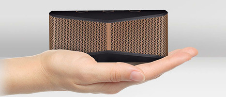 Logitech's New X300 Bluetooth Speaker Preview | Home Theater Speakers | Scoop.it