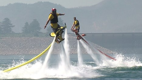 Introducing the Jetovator: A Revolutionary new Water Sports Gadget | Technology in Business Today | Scoop.it