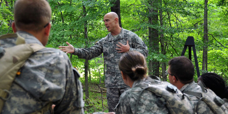 Why Every Military Leadership Course Should Include A Lesson On Difficult Conversations | Task & Purpose | Strategy and Leadership | Scoop.it