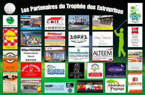 ALTEEM PARTENAIRE DU TROPHÉE DES ENTREPRISES - Golf de Seignosse | Conférences & Communication | Scoop.it