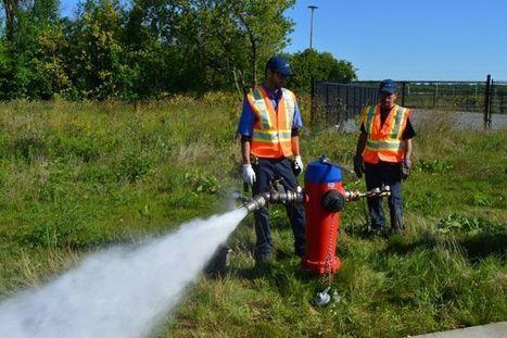 Inspection des bornes-fontaines: attention à votre eau | water news | Scoop.it