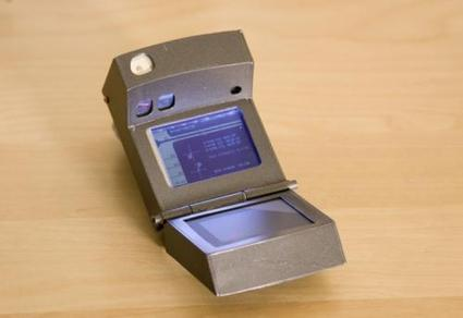 Cognitive researcher designs and builds a real-world modular working tricorder | Social Foraging | Scoop.it