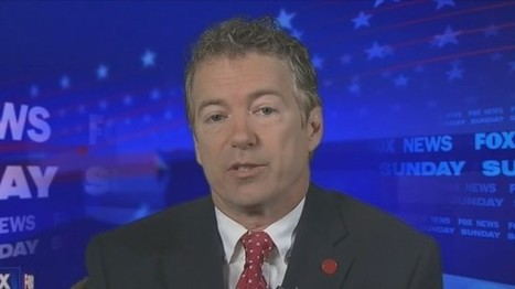 Rand Paul: Give LGBT Americans a flat tax instead of marriage rights | The Raw Story | Rand Paul | Scoop.it