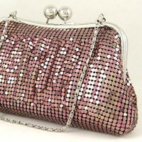 Paillette Evening Bag   Creative Textile Arts   For Fabric Lovers   Scoop.it