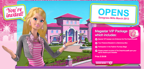 Barbie's Dreamhouse Coming to Florida and Germany | Ideas & Inspiration | Scoop.it