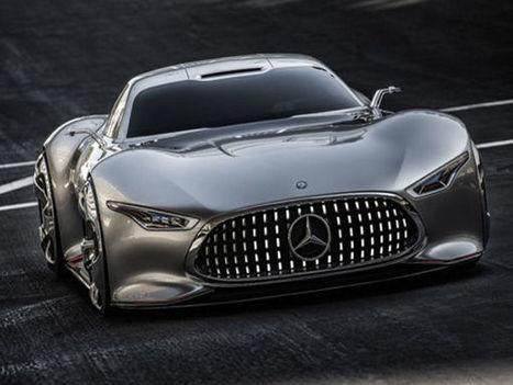 Mercedes présente un concept-car virtuel pour Gran Turismo 6 | Aw3some Pr0ducts | Scoop.it
