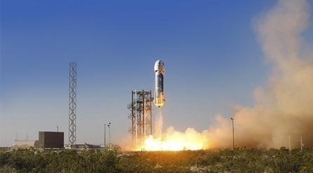 Jeff Bezos to Make Commercial Launch Announcement Next Month | New Space | Scoop.it