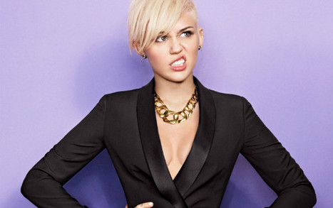 Miley fala sobre Liam em entrevista! | Moda e Beleza | Scoop.it