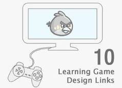 10 Great Learning Game Design Links | Upside Learning Blog | E-Learning and Online Teaching | Scoop.it