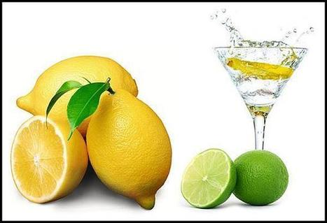 Articles of Health: The Alkalizing Benefits of Lemon and Lime | Health Supreme | Scoop.it