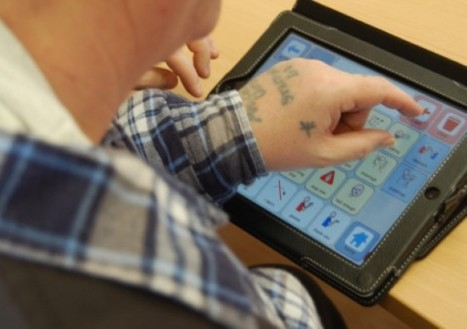 iPad Helps Man to 'Speak' Again After 20 Years of Silence | Everything iPads | Scoop.it