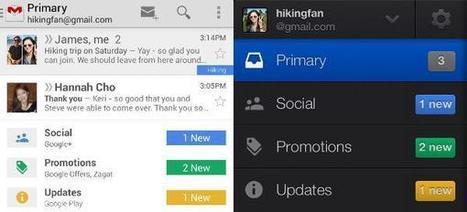 La nuova Gmail ammazza i tassi di apertura? | Web Marketing per Artigiani e Creativi | Scoop.it