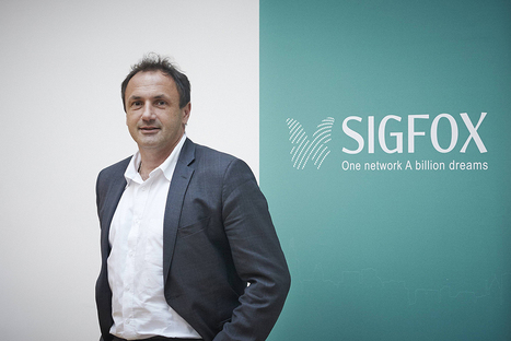 CONNECT#2 : Ludovic Le Moan (CEO SIGFOX) interviendra en plénière ! | Le blog de FACTORY systemes | M2M INDUSTRIEL | Scoop.it