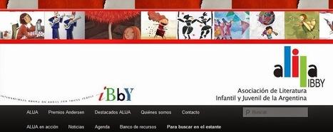 ALIJA. Asociación de Literatura infantil y Juvenil de la Argentina | RECURSOS PARA EDUCACIÓN Y BIBLIOTECAS | Scoop.it