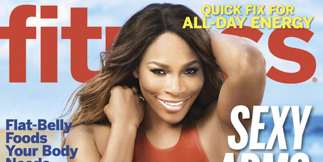 LOOK: Serena Williams Proves Curves Are Both Sporty And Sexy | Black People News | Scoop.it